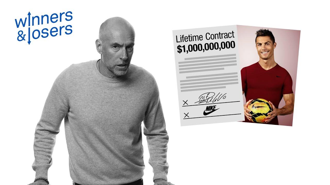 Scott Galloway Nikes Billion Dollar Bargain