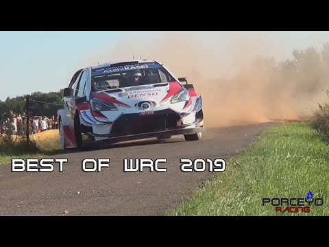 BEST OF WRC RALLY 2019 | World Rally Championship | Max Attack | Porceyo Racing