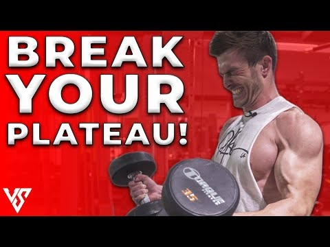 One Simple & Effective Way to Break Weight Lifting Plateaus