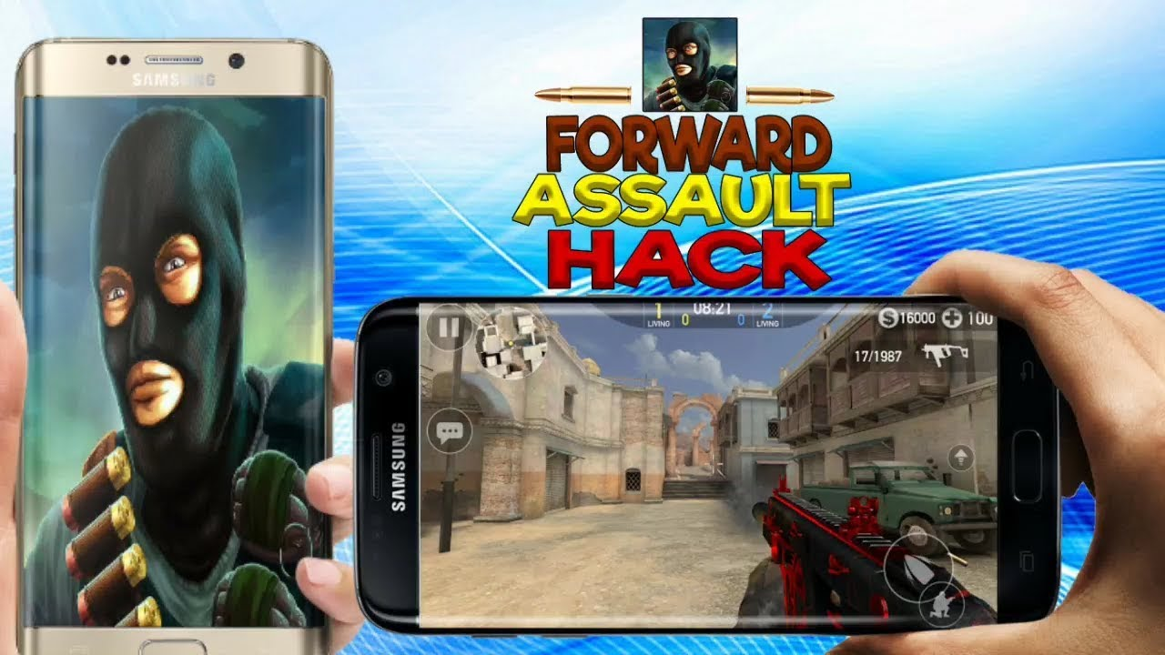 تحميل لعبة forward assault مهكرة