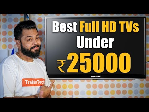 TOP 7 BEST FULL HD TVs UNDER �0 📺 📺 📺 Best Budget Televisions