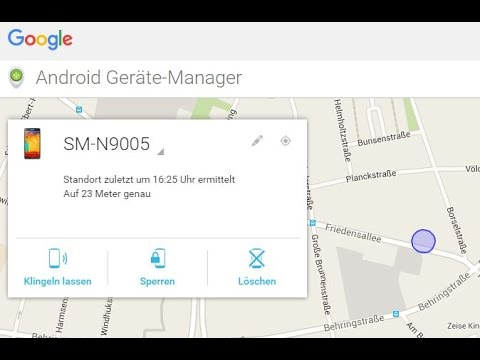 handy orten google play