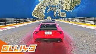 GTA 5 Transform Races : MEGA RAMPS?! (epic!)