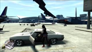 GTA IV Multiplayer #6 - Free Mode At The Airport