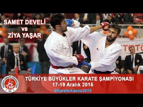 Final 84kg | Ziya YAŞAR - Samet Develi | Büyükler Türkiye Şampiyonası, Adana 2015