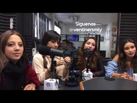 Ventino entrevista Monterrey, MX