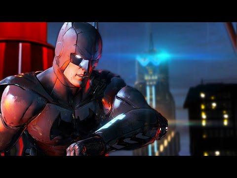 REALM OF SHADOWS | Batman: The Telltale Series - Episode 1