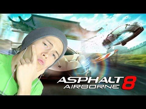 Asphalt 8: На взлёт | Сетевая игра | Прохождение акций