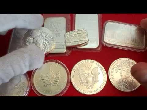 Canadian Silver Saver. Bars VS Coins. Does it matter? Do you have a preference?