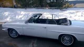 1963 Pontiac LeMan Convertible 327