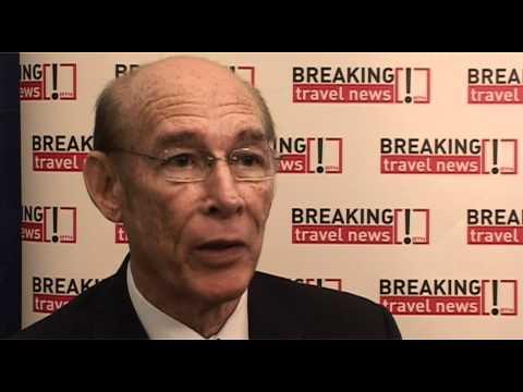 Michael Campbell, Managing Director, Island Car Rentals, CHTA 2012