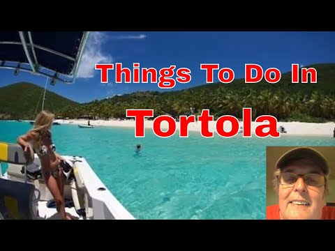 Things To Do In Tortola