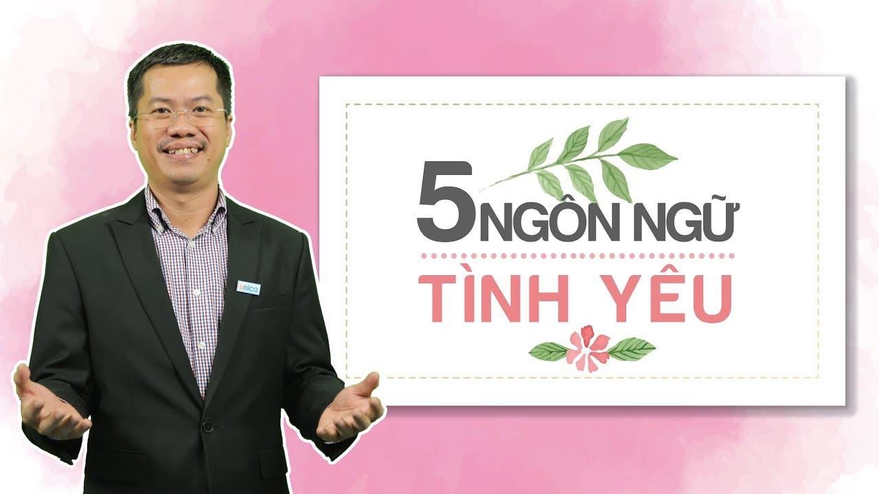 Image result for 5 Ngôn Ngữ Tình Yêu nguyễn thiện hoàng