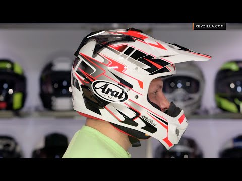 Thumbnail for Arai VX Pro 4 Helmet Review