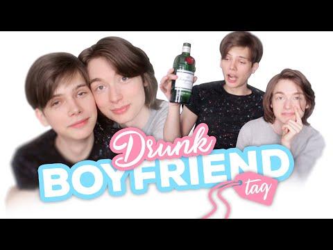 Drunk Boyfriend Tag — Couple Challenge