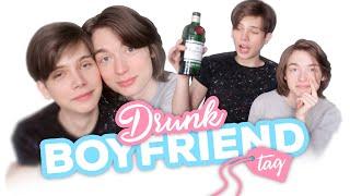 Drunk Boyfriend Tag - Couple Challenge