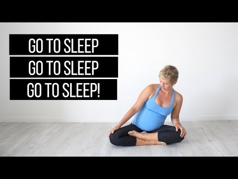 Pregnancy insomnia how to manage it so you can still function the next day!
