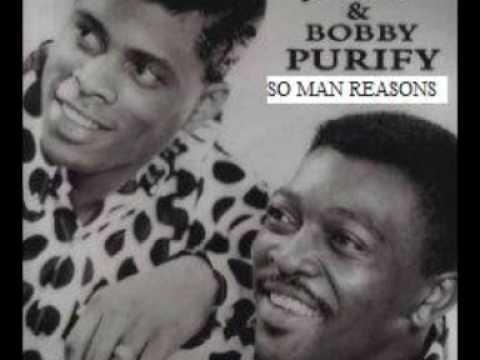 James and Bobby Purify So many Reasons