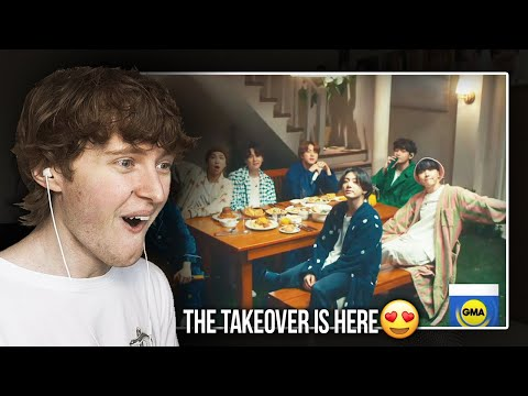 THE TAKEOVER IS HERE! (BTS Performs 'Life Goes On' on Good Morning America | Reaction/Review)