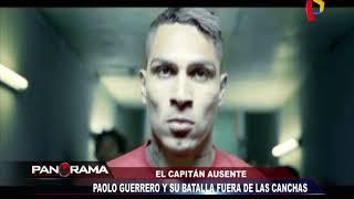 Paolo Guerrero: el capitán ausente y su batalla fuera de las canchas