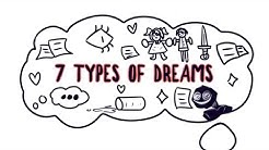 Top 7 Types of Dreams You SHOULD Know About!