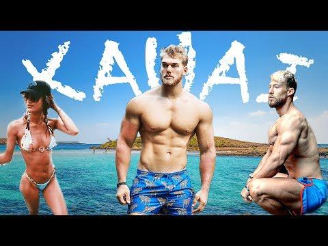 KAUAI - HEAVEN ON EARTH (WITHOUT HER 😰)
