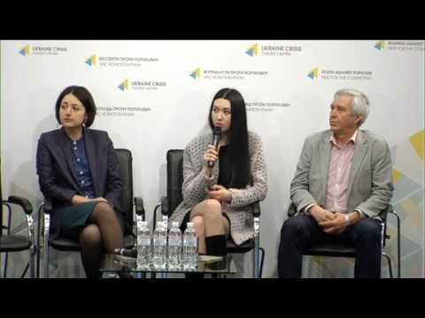 "New Director of the National Office of EU Program ""Creative Europe"" for Ukraine. UCMC, 24.04.2017"