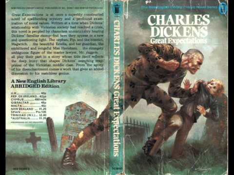 a description of the great expectations by charles dickens In the opening chapter of great expectations, charles dickens employs pathetic fallacy, whereby the description of pip's surroundings are ascribed human.