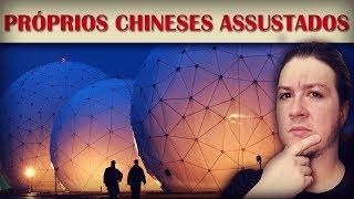 Projeto supersecreto Chinês Está Assustando até Mesmo os Chineses - ALMANAQUE ASSOMBRADO