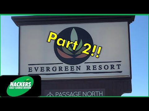 Evergreen Golf Club Cadillac Mi Part 2 Hackers of Michigan Golf Course Review S1E11