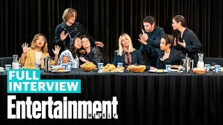'Birds Of Prey' Roundtable Interview: Margot Robbie, Ewan McGregor & More   Entertainment Weekly