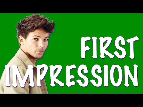 FIRST IMPRESSION #1 ★ Guess the songs by their opening lyric!