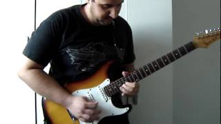 Bruno Almeida - Airwolf Theme Guitar