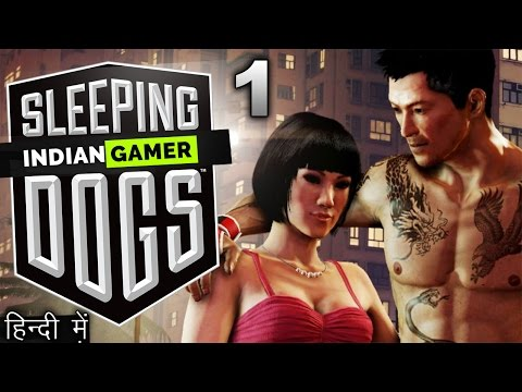 "SLEEPING DOGS #1 ""Undercover Cop Enters Asian Underworld "" 