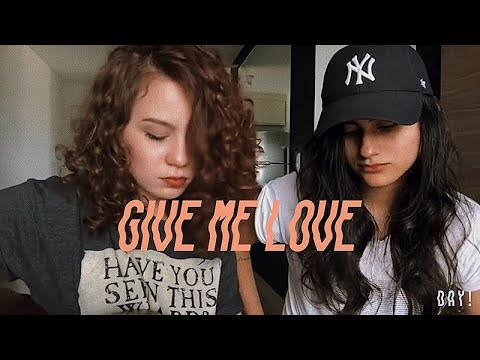 Give me Love (Ed Sheeran) DAY & Carol Biazin