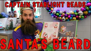 There Is Something Weird In Santa's Beard By Chrissie Krebs (Read Aloud)