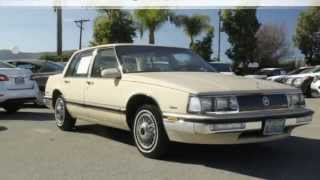 Used Car Special • 1986 Buick Electra • Pedder Nissan Dealership