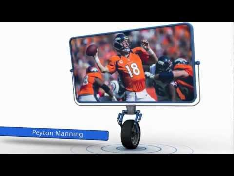 Denver Broncos 2012 All Pros