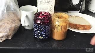 留学党食谱(2分钟快速营养早餐)
