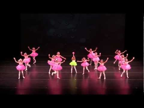 APDA 2012 Fall Recital: Children Dance - Lollipop
