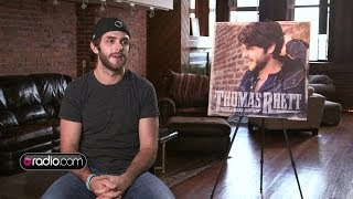 Thomas Rhett On His Hit Single & New Album