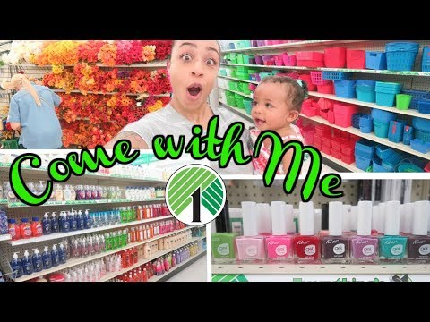 Come With Me To Dollar Tree! My Mom Is Here!