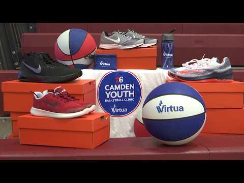 76ers Camden Youth Basketball Clinic presented by Virtua