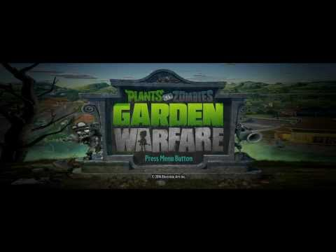 Plants vs Zombies Garden Warfare Theme/Menu Song.