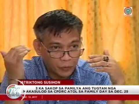 TV Patrol Central Visayas - Dec 13, 2017