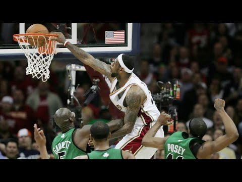 fc21de4a5450 LeBron James  Top 15 Playoff Moments of His Career - YouTube