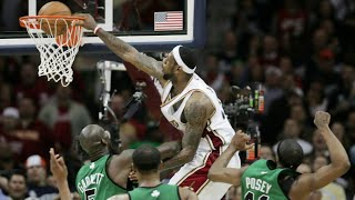 LeBron James' Top 15 Playoff Moments of His Career