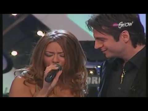 Ana Nikolic i Boris Novkovic - Ko je kriv - (LIVE) - Bravo show - (TV Pink 15.11.2006.)