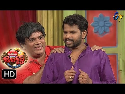 Hyper  Aadi Raijing Raju Performance | Jabardasth| 26th October 2017| ETV  Telugu