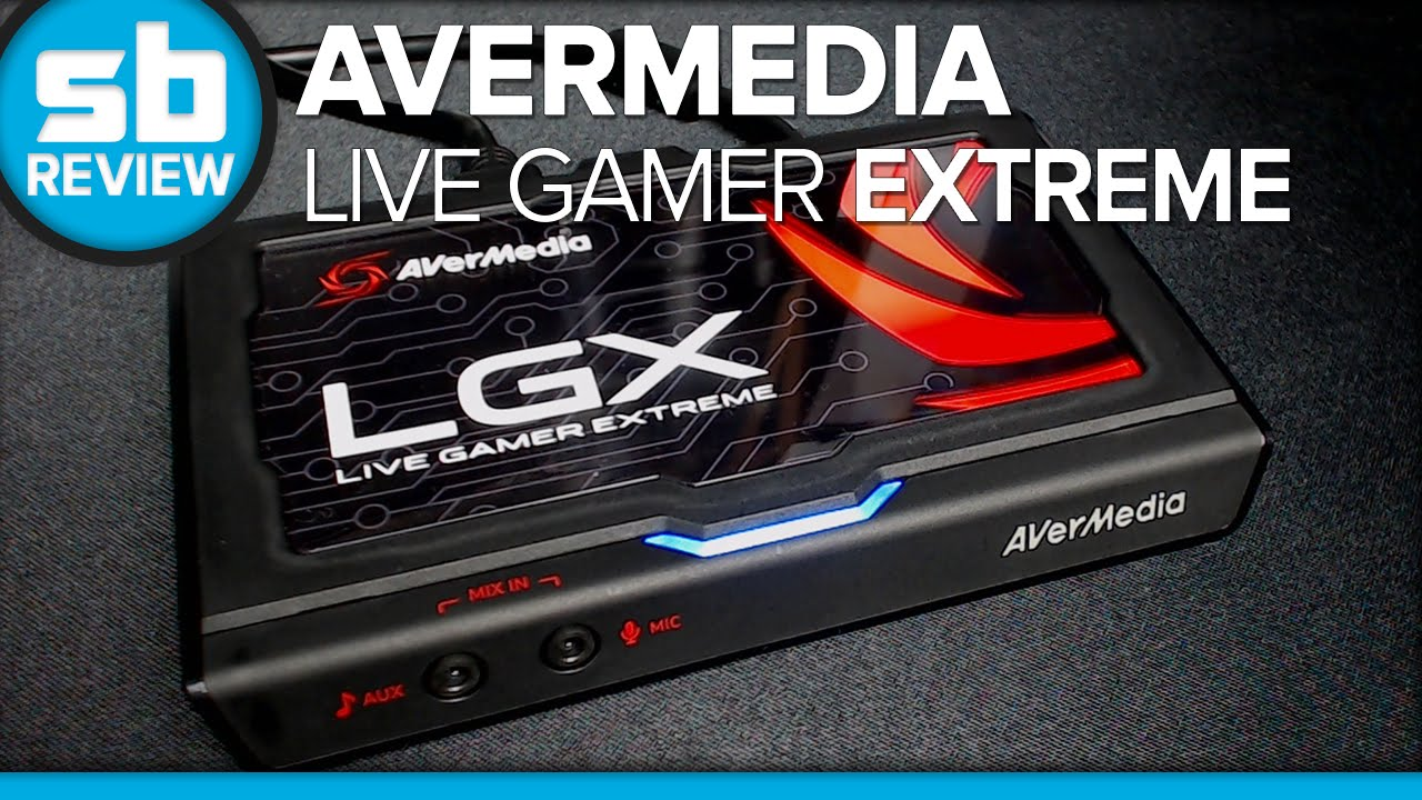 AverMedia Live Gamer Extreme Video Review
